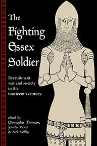 Fighting Essex Soldier cover