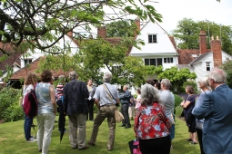 FHE outing to Paycocke's House at Coggeshall